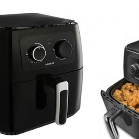 Sokany SK-8008 Healthy Air Fryer 3.5 L 1000 W