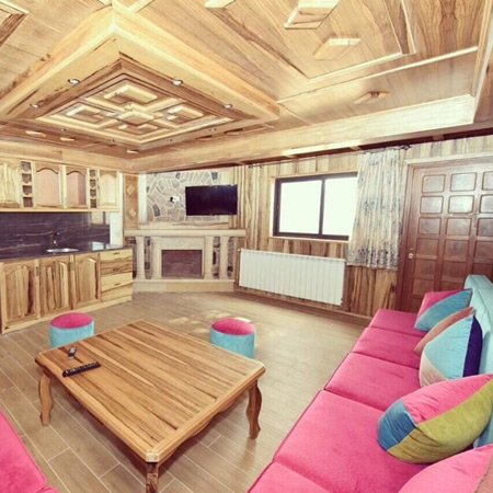 20% Off 1 Night Stay For Up To 7 People in a Chalet at Tirol Hotel, Arz (Only LBP 1,200,000 Instead of LBP 1,500,000)