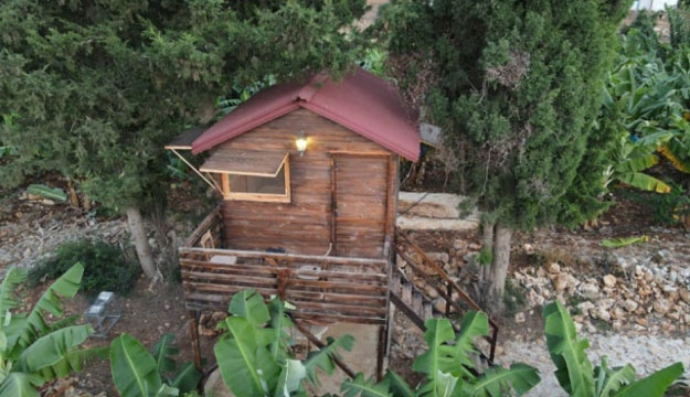 1-Night Stay in a Treehouse with Breakfast for 2-Persons