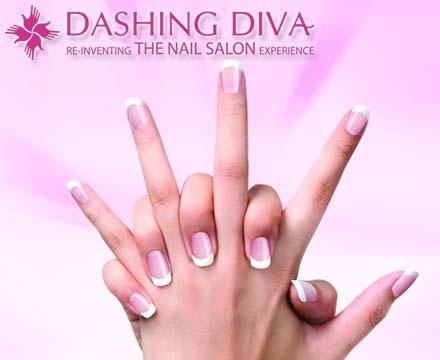iGrab me - Dashing Diva Nails - Everyday Deals