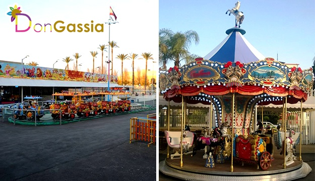 50% Off Amusement Park Package from DonGrassia Park ...