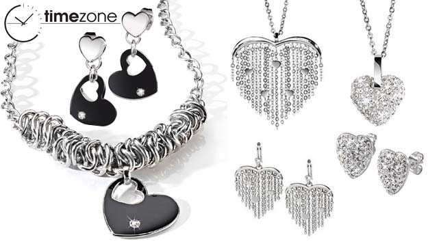 60% Off Morellato Forever Series Earring & Necklace Set ...