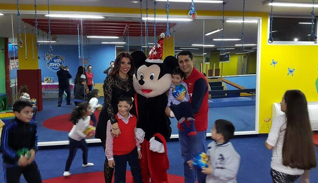 50 Off 2 Hours Themed Birthday Party Package For Up To 20 Kids From My Gym Zouk Mosbeh Only 300 Instead Of 600