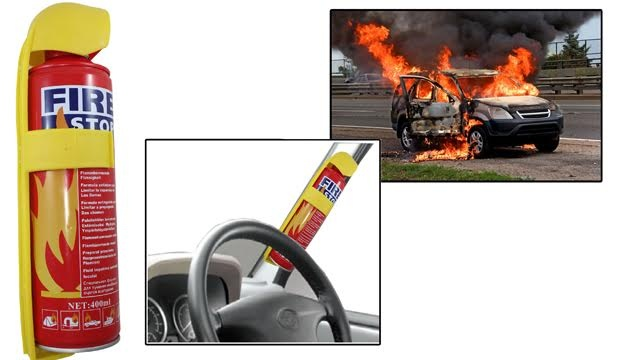 50% Off Fire Stop Spray (Only $3 5 instead of $7) - Makhsoom