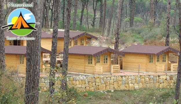50 Off 1 Night Bungalow Stay For Two From Natureland