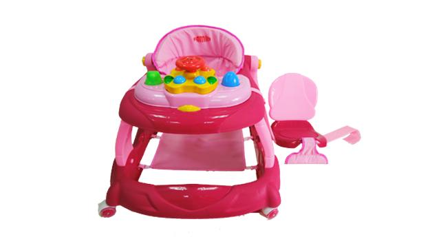 Baby walker family 3 in 1