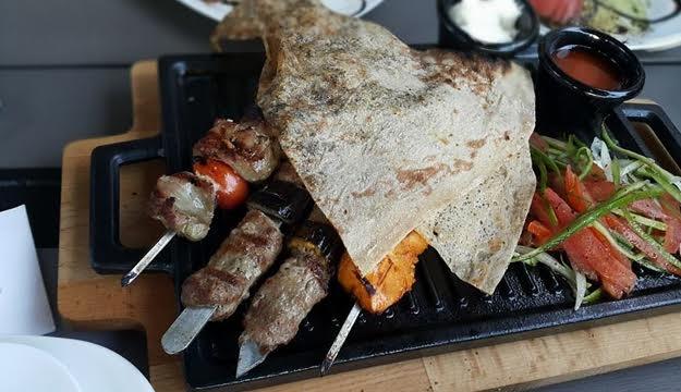53 off lebanese set menu formula from bicha cuisine for Cuisine libanaise