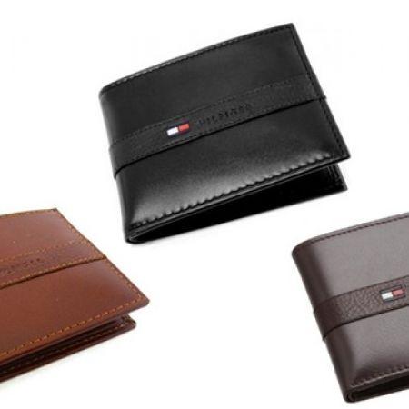 ea0080a2c0b 45% Off Tommy Hilfiger Men's Ranger Passcase Wallet (Only $80 instead of  $145)
