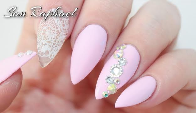 50% Off Acrylic New Full Set Nails from San Raphael Beauty House ...