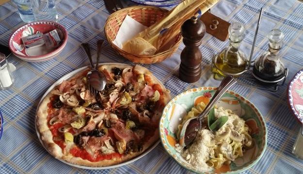 50 italian cuisine 224 la carte from il giardino by hotel al bustan beit mery only 18