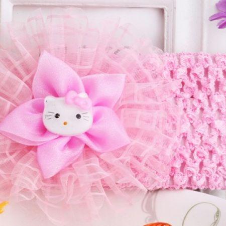 38 Off Hello Kitty Flower Kids Headband Only 75 Instead Of 12
