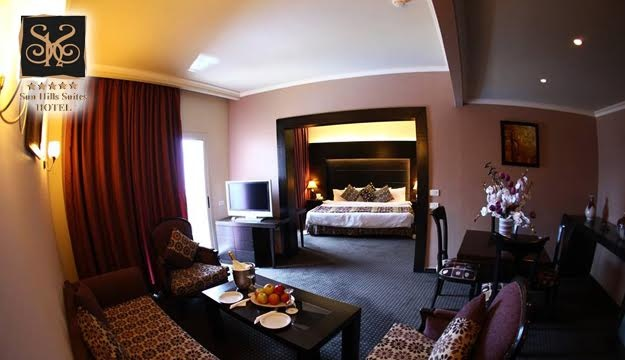 50% Off 1-Night Stay for Two with Breakfast from Sun Hills Hotel, Adma (Only $90 instead of $180)