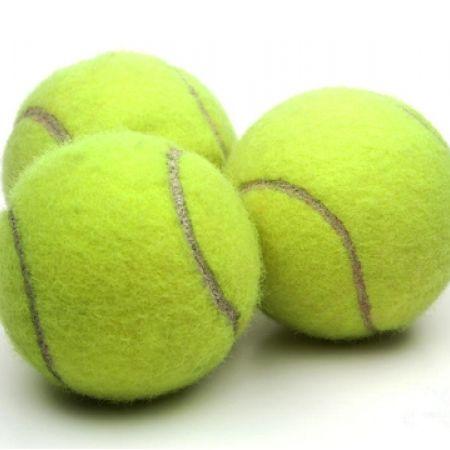 Set Of 3 Pcs Tennis Balls