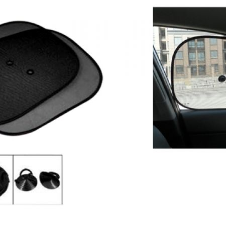 50% Off 2-Pcs Car Window Sun Shade Mesh (Only $2.5 instead of $5)