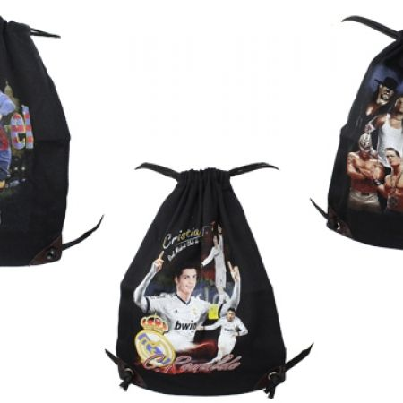 46% Off Small Bag With Drawstring - Messi (Only $3.5 instead of $6.5)