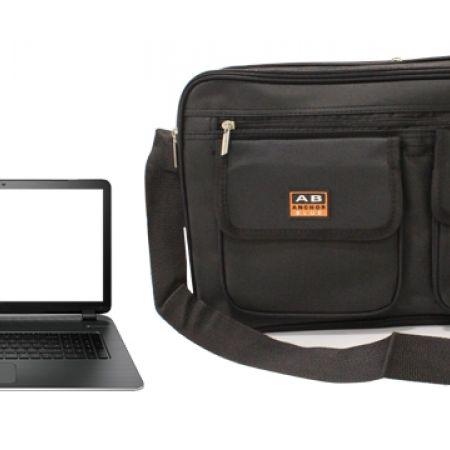 """38% Off Black Laptop Bag - 13"""" (Only $8 instead of $13)"""