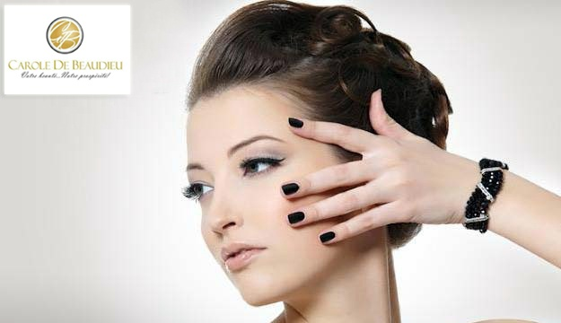 50% Off Mani & Pedi from Carole De Beadieu, Saqyit AL Janzir (Only $8.5 instead of $17)
