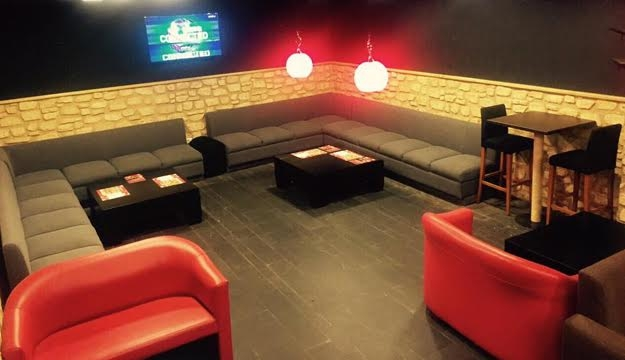Living Room 50 Off Food 50% off food & beverage off the menu from hot dii, gemeyzeh (only