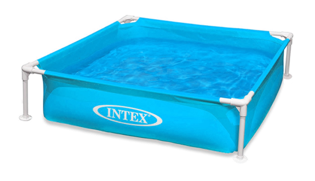 17 off intex mini frame pools green only 30 instead for Intex mini frame pool afdekzeil