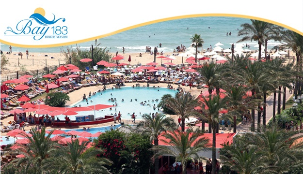 50% Off Weekdays Entrance to Bay 183, Byblos (Only $8.5 instead of $17)