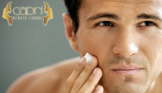 60% Male Grooming Package at Capri Beauty Lounge, Sodeco (Only $10 instead of $25)