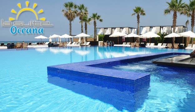 Off Full Day All Access On Weekends Weekdays For  From La Suite Oceana Damour Only  Instead Of  La Suite Oceana Beach Resort