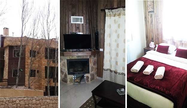 71% Off 1-Night Stay For Two in a Mini Cave Room from Soiree De Faraya, Faraya (Only $40 instead of $140)