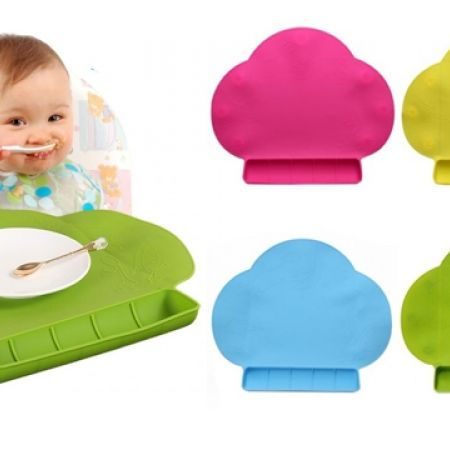 33% Off Baby Summer Infant Tiny Diner Portable Placemat - Pink (Only $15 instead of $22.5)