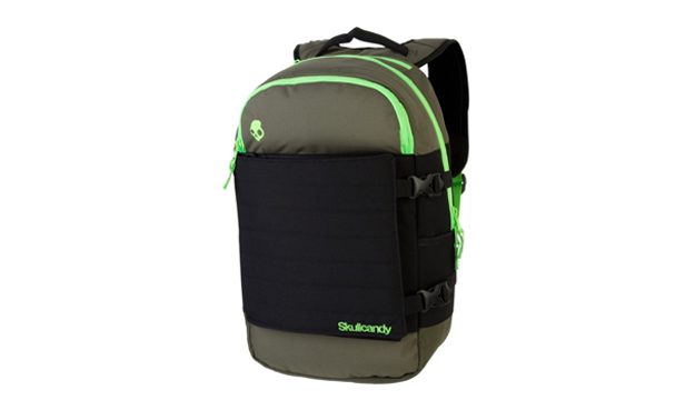 38b428dea5 50% Off Skullcandy Frequency Audio Backpack Black (Only  40 instead ...