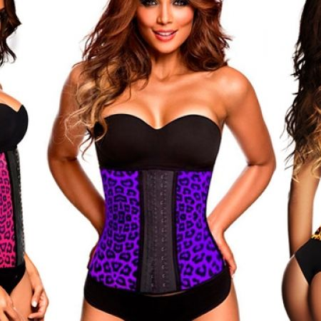 32% Off Sculpting Clothes - Rubber Body Slimming Belt - Purple - XL (Only $9 instead of $13.33)