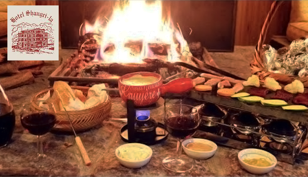 50% Off 1-Night Stay For Two, Fondue Night and Open Wine on Friday Night from Shangrila, Laklouk (Only $135 instead of $270)