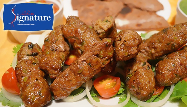 50 off lebanese armenian cuisine from adiss signature for Armenian national cuisine