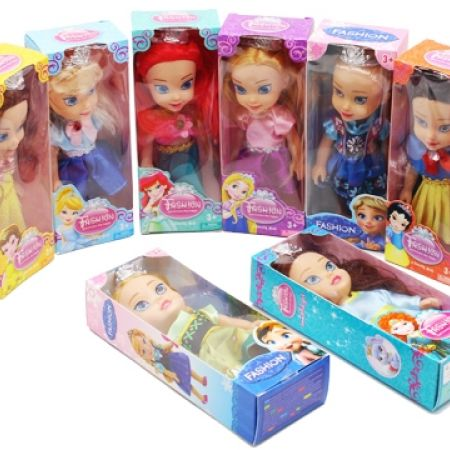 40% Off Fashion Dolls Disney - Snow White (Only $3 instead of $5)