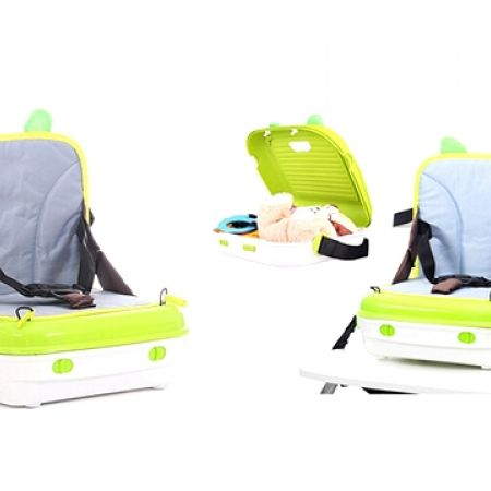 21% Off Portable Folding Baby Chair with Storage (Only $31 instead of $39)