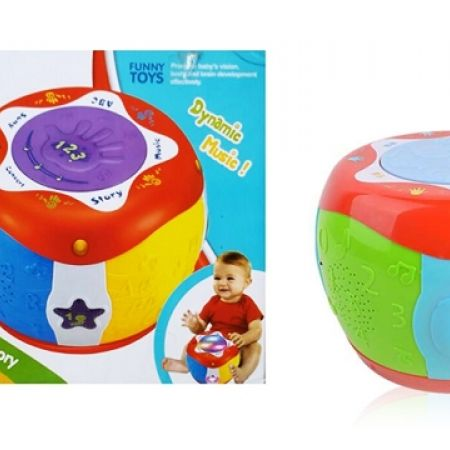 25% Off Touch Magic Musical Drum (Only $21 instead of $28)