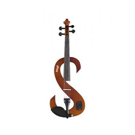 40% Off Stagg EVN 4/4 Electronic Violin (Only $210 instead of $350)
