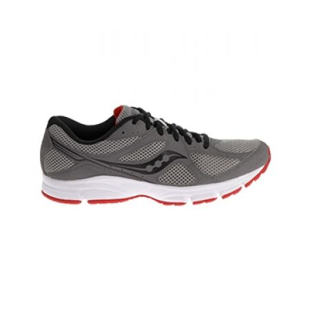 35% Off Saucony Lexicon 2 Running Shoes – Black/Grey/Red - 40 (Only $50 instead of $77)