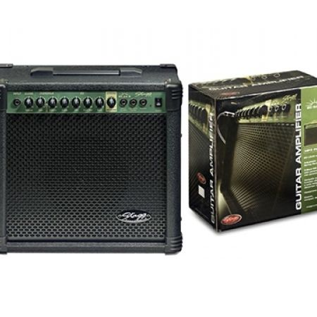 25% Off Stagg Guitar Amplifier (Only $146 instead of $195)