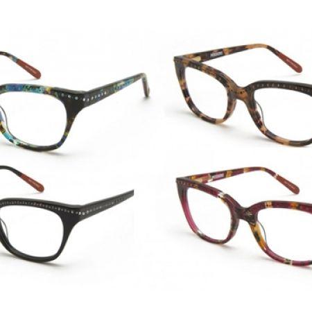 a58f6153a302 35% Off Missoni Rectangular Swarovski Eyeglasses - Black Frame (Only  195  instead of  300) - Makhsoom