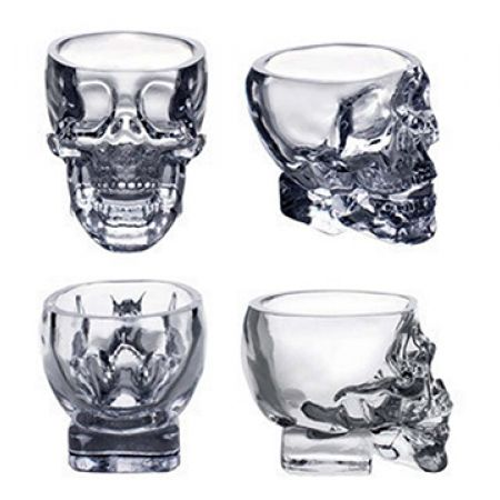 33% Off Skull Head Shot Glass Cup (Only $4 instead of $6)