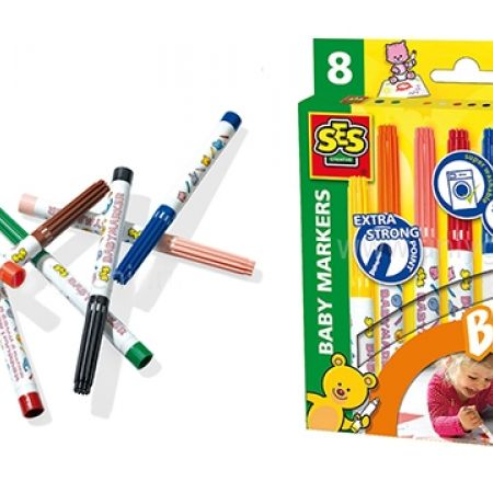 13% Off SES Baby Markers - 8 Colors (Only $13 instead of $15)