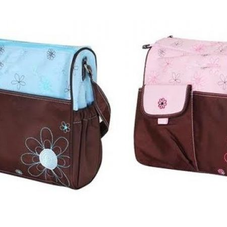 50% Off Baby Bag - Pink (Only $15 instead of $30)
