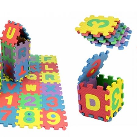 28% Off Kids Play Mat Alphabet (Only $6.5 instead of $9)