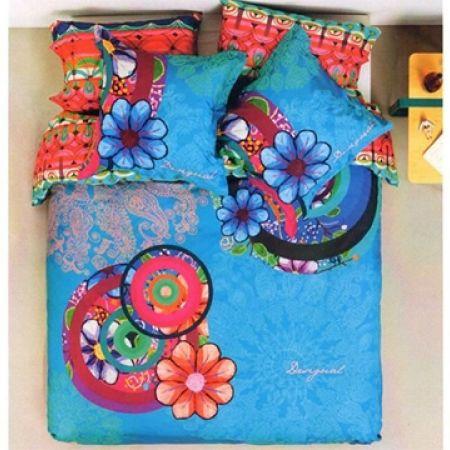 Desigual Bedding: 40% Off Desigual Handflower Duvet Set