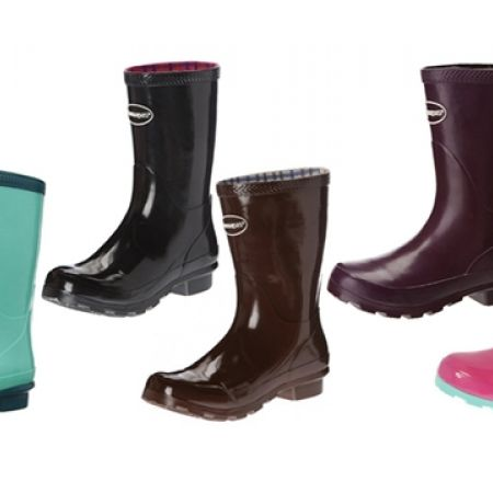 76% Off Havaianas Helios Mid Rainboots - Super Pink/Light Green - 36 (Only $20 instead of $84)