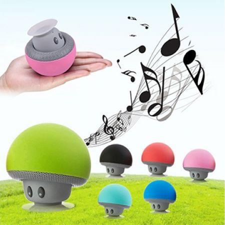 Mushroom Bluetooth Speaker - Black