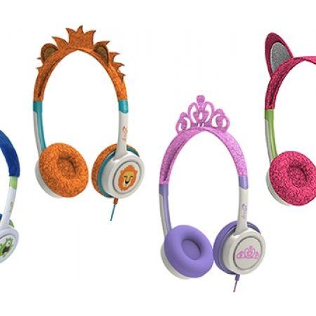 IFrogz Little Rockers Costume Headphones
