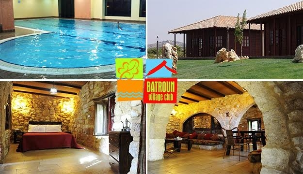 50% Off 1-Night Stay in a Standard Room For 2 from Batroun Village Club, Batroun (Only $72.50 instead of $145)