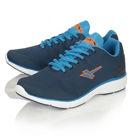 new products bf24d f2a74 51% Off Gola Amhurst Nebula Lace-Up Trainer - Blue Navy Blue - 41 (Only  49  instead of  99) - Makhsoom
