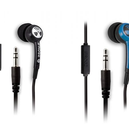 b5387a62506 IFrogz Plugz Mobile In-Ear - Black (Only $12) - Makhsoom